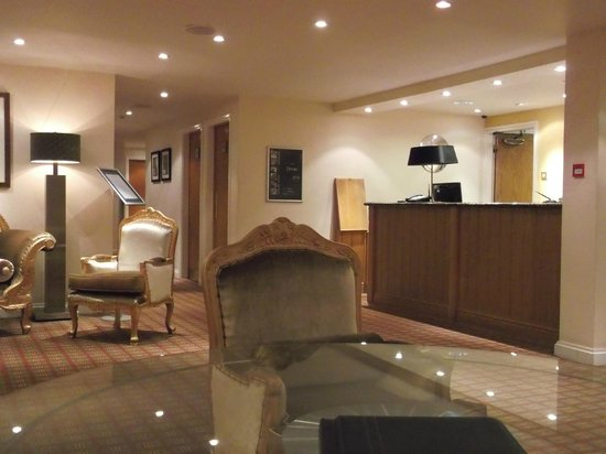 Honiley Court Hotel: Reception