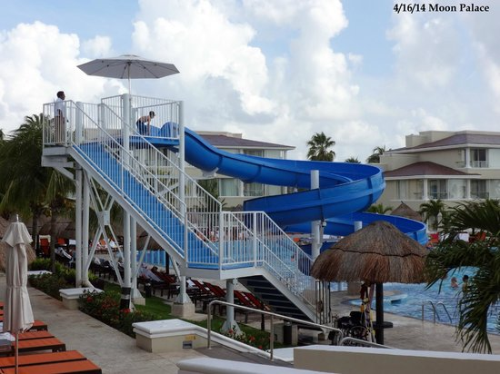Moon Palace Cancun: for the kids
