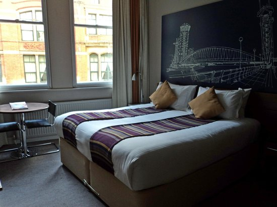 Townhouse Hotel Manchester : Room 213