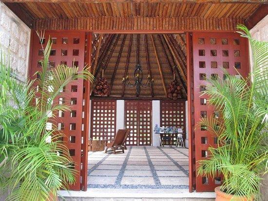 Amarte Hotel : recepcion