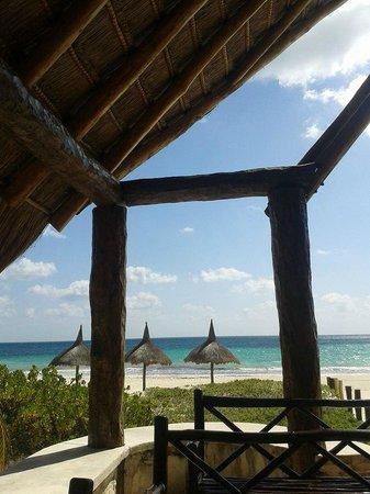 Amarte Hotel: playa