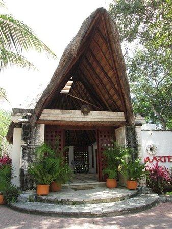 Amarte Hotel: recepcion