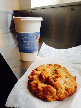 Levain Bakery: Un gran Cookie