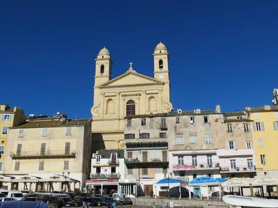 Le vieux port : Bastia_cattedrale St Juan