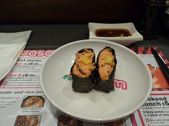 Wasabi Sushi and Noodle Bar: Tuna