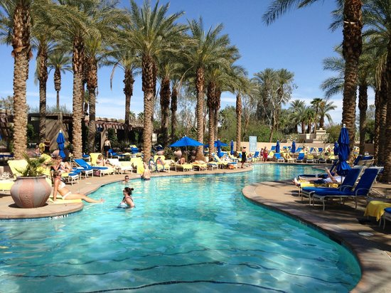 Hyatt Regency Indian Wells Resort & Spa: Adult Pool