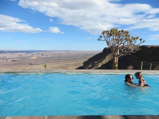 Fish River Lodge: Pool