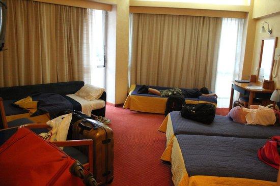 Stanley Hotel: room