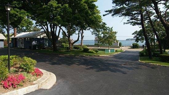Ocean View Terrace Motel: Ocean View Terrace.
