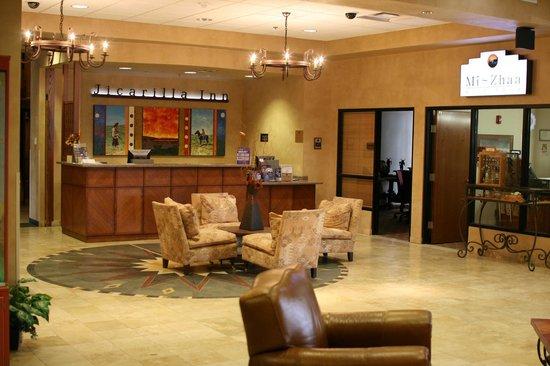 Wildhorse Casino & Hotel: Front Desk