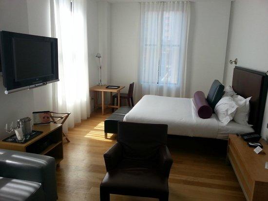 The Bryant Park Hotel : Spacious suite