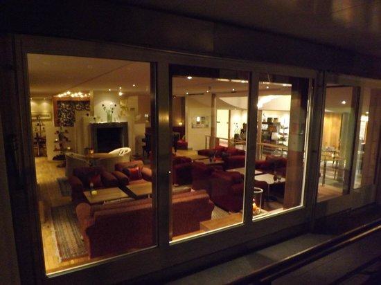 Hotel Paradies: Lounge