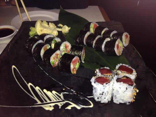 Basho: Awesome rolls