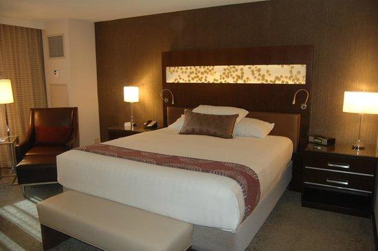 Grand Hyatt Washington: Grand Hyatt King Size Room
