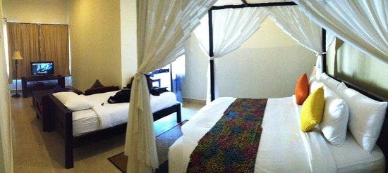 The Tukad Villa: Room