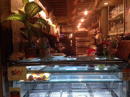 Trattoria Pizzeria da Gioia: Horrible