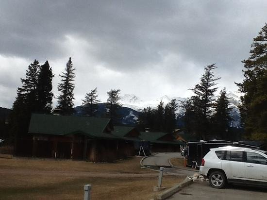 Fairmont Jasper Park Lodge : what a view
