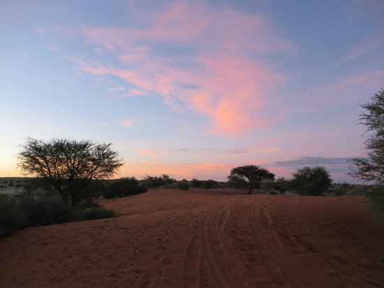 Bagatelle Kalahari Game Ranch: Sundowner