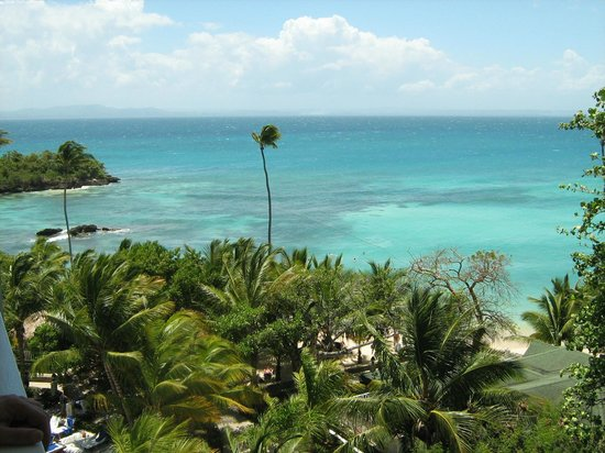 Luxury Bahia Principe Cayo Levantado Don Pablo Collection : View from upper area