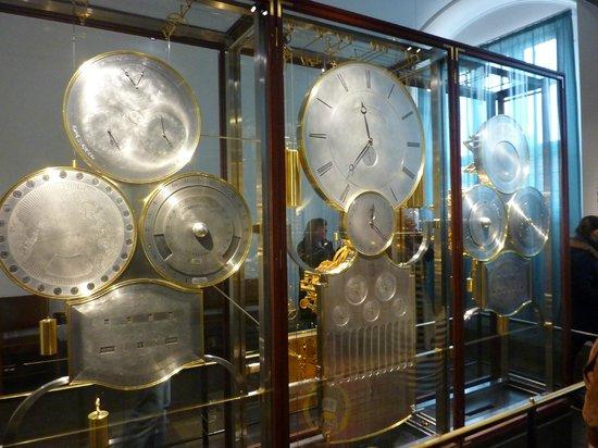 Rathaus Kopenhagen: Jens Olsen World Clock