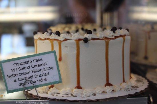 Tate's Bake Shop : cake