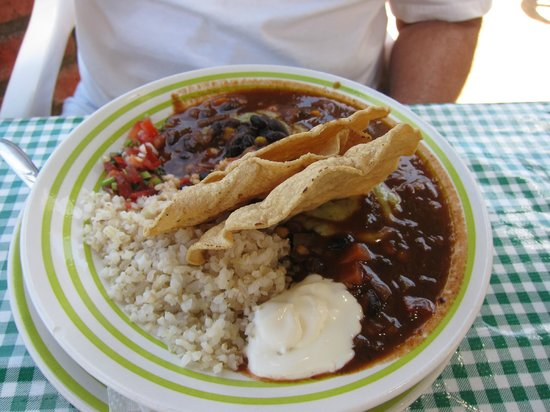 CAFE BAHIA: Black Bean Soup
