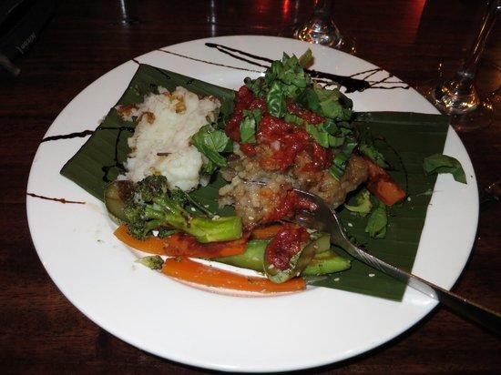 Maracatu: Healthy food