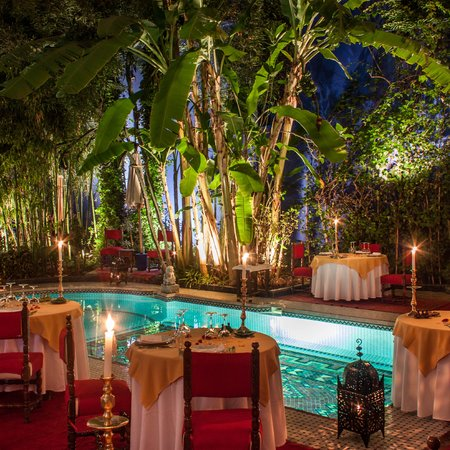 Dar moha marrakech restaurant reviews phone number for Cafe le jardin marrakech