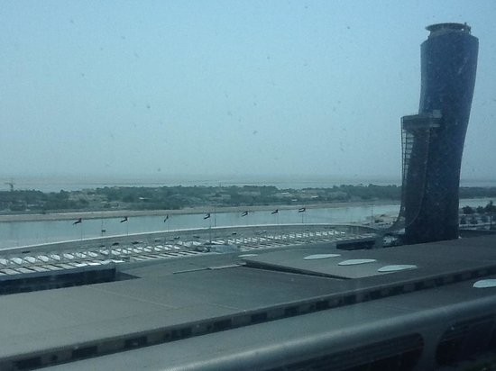 Aloft Abu Dhabi: Pix of the hotel environ