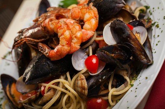 Pipol : Spaghetti allo Scoglio