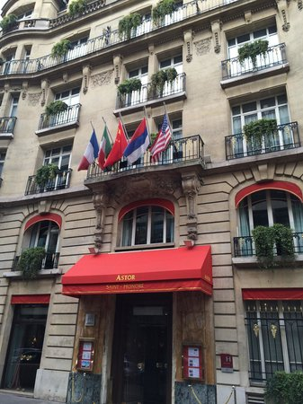 Hotel Astor Saint-Honore: Супер