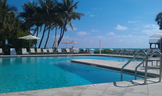 Key West Marriott Beachside Hotel: obj the pool