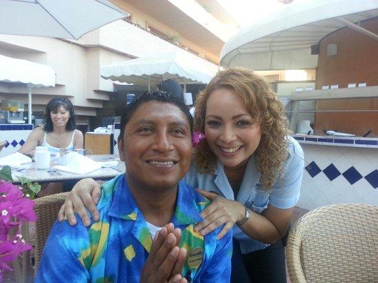Friendly Vallarta All Inclusive Family Resort: Great service!!