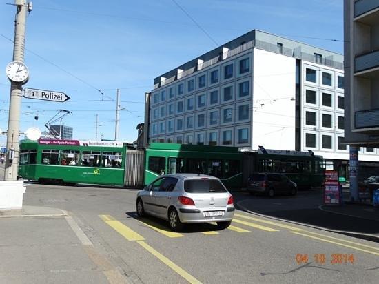 ibis Basel Bahnhof : Exterior of Hotel