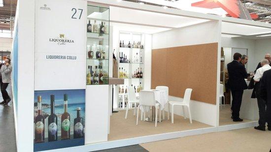 Fiera di Verona: Liquoreria Collu al vinitaly