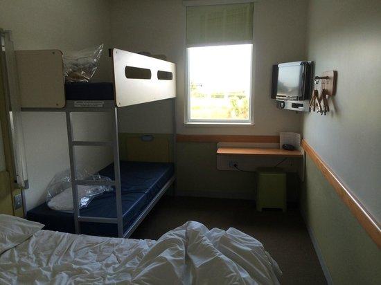 Ibis Budget Auckland Airport: Bedroom