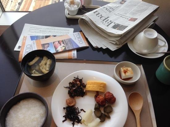 Hotel Metropolitan Tokyo Marunouchi: breakfast