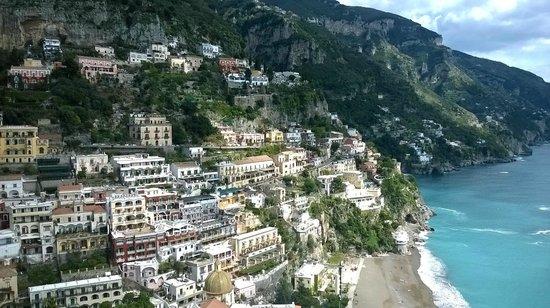 Casa Albertina: View from room 35