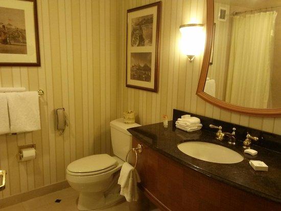 The gallery for --> Revel Hotel Bathroom