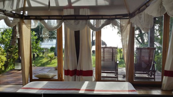Princesse Bora Lodge & Spa: Bedroom #PousePouse