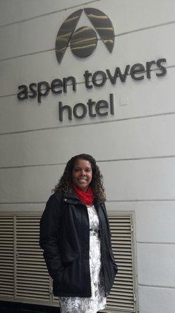 Aspen Towers Hotel: parte de fora
