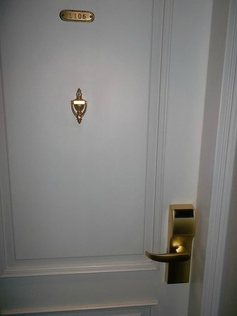 Aspen Towers Hotel: Foto da porta de fora