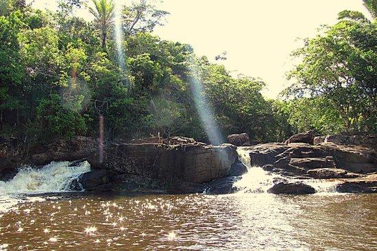 Valenca, BA: Cachoeira do Canta Galo