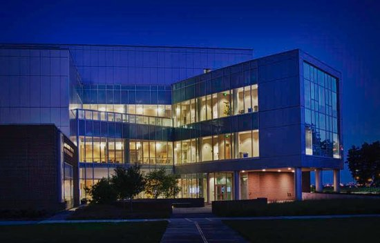 Purdue University: A New Research Building in Discovery Park