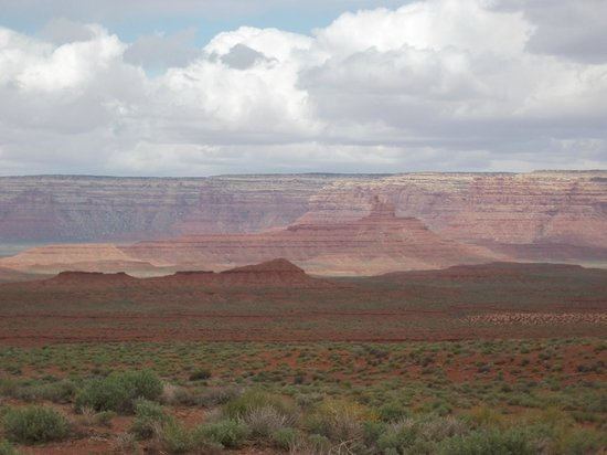 Valley of the Gods: Incredible vista