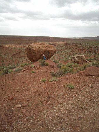 Valley of the Gods: Balancing act