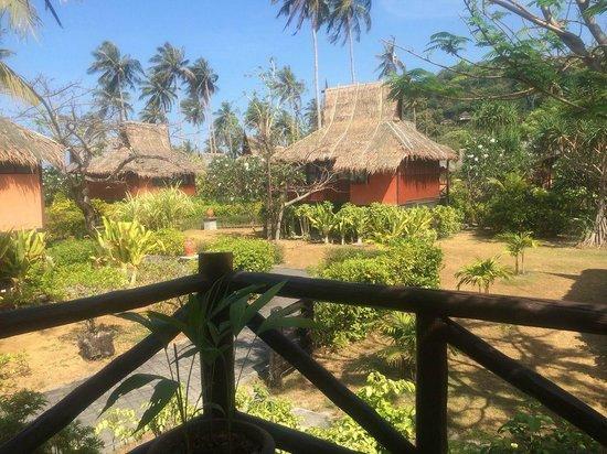 Phi Phi Island Village Beach Resort : Deck