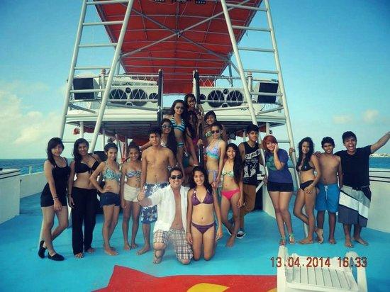 Dancer Cruise : amigos