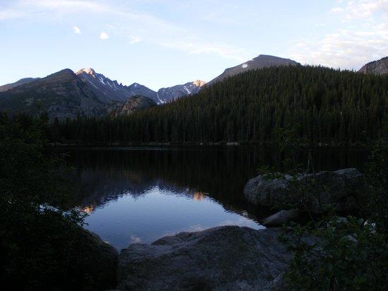 Bear Lake Trailhead: Bear Lake
