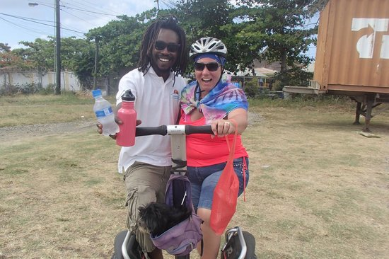LucianStyle Segway Day Tours: Sammie and Sandra